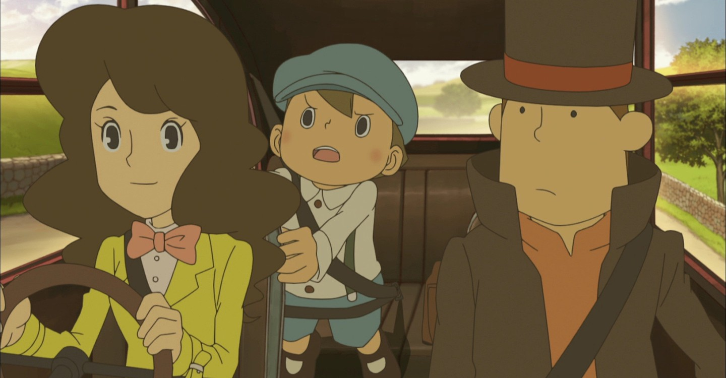 Professor Layton And The Eternal Diva Streaming