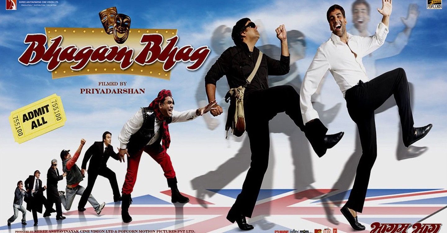 Image result for bhagam bhag