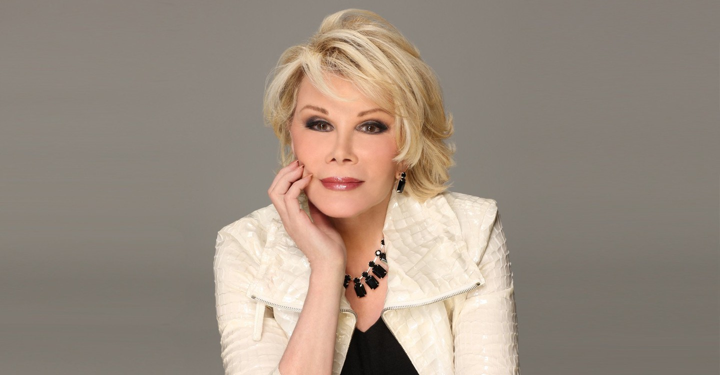 Joan Rivers: A Piece of Work backdrop 1