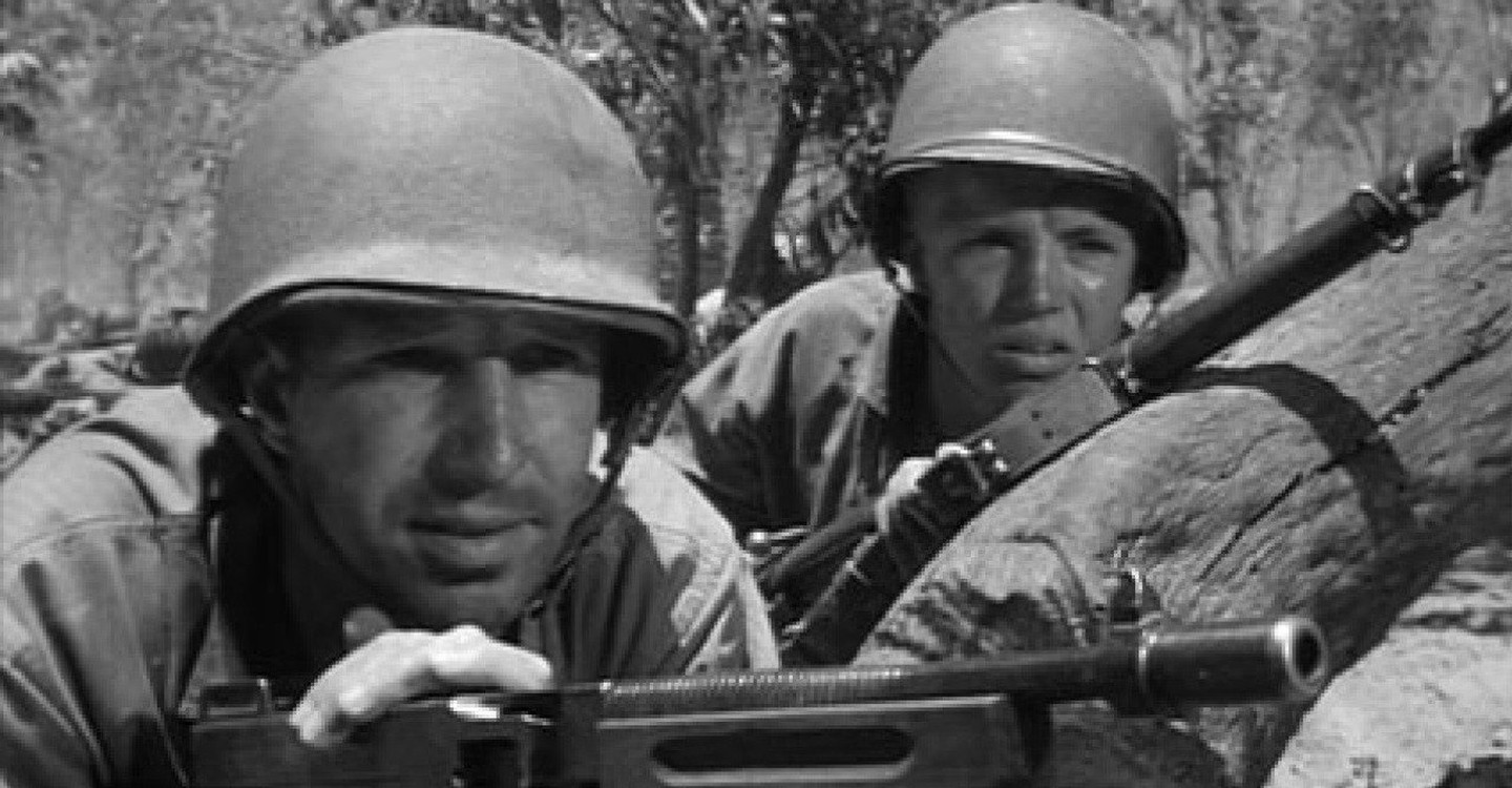 War Movie - Guadalcanal Diary (1943)