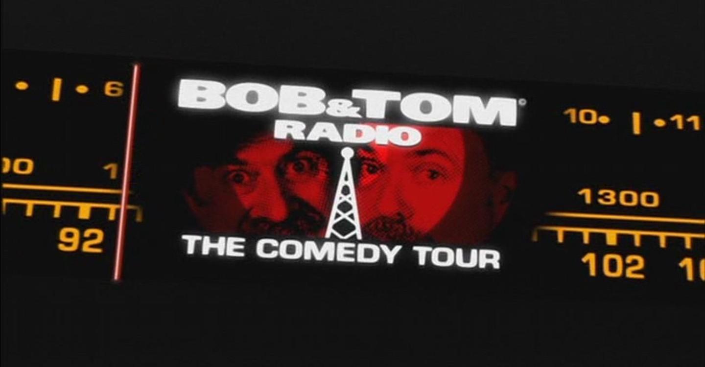 Bob Tom Radio The Comedy Tour Streaming Online