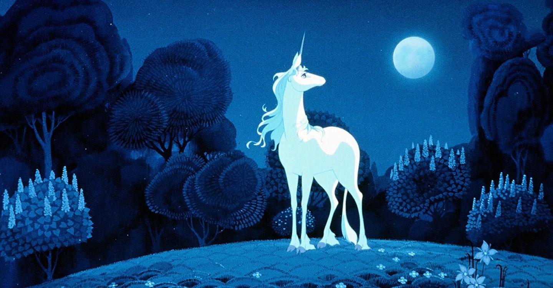 The Last Unicorn backdrop 1