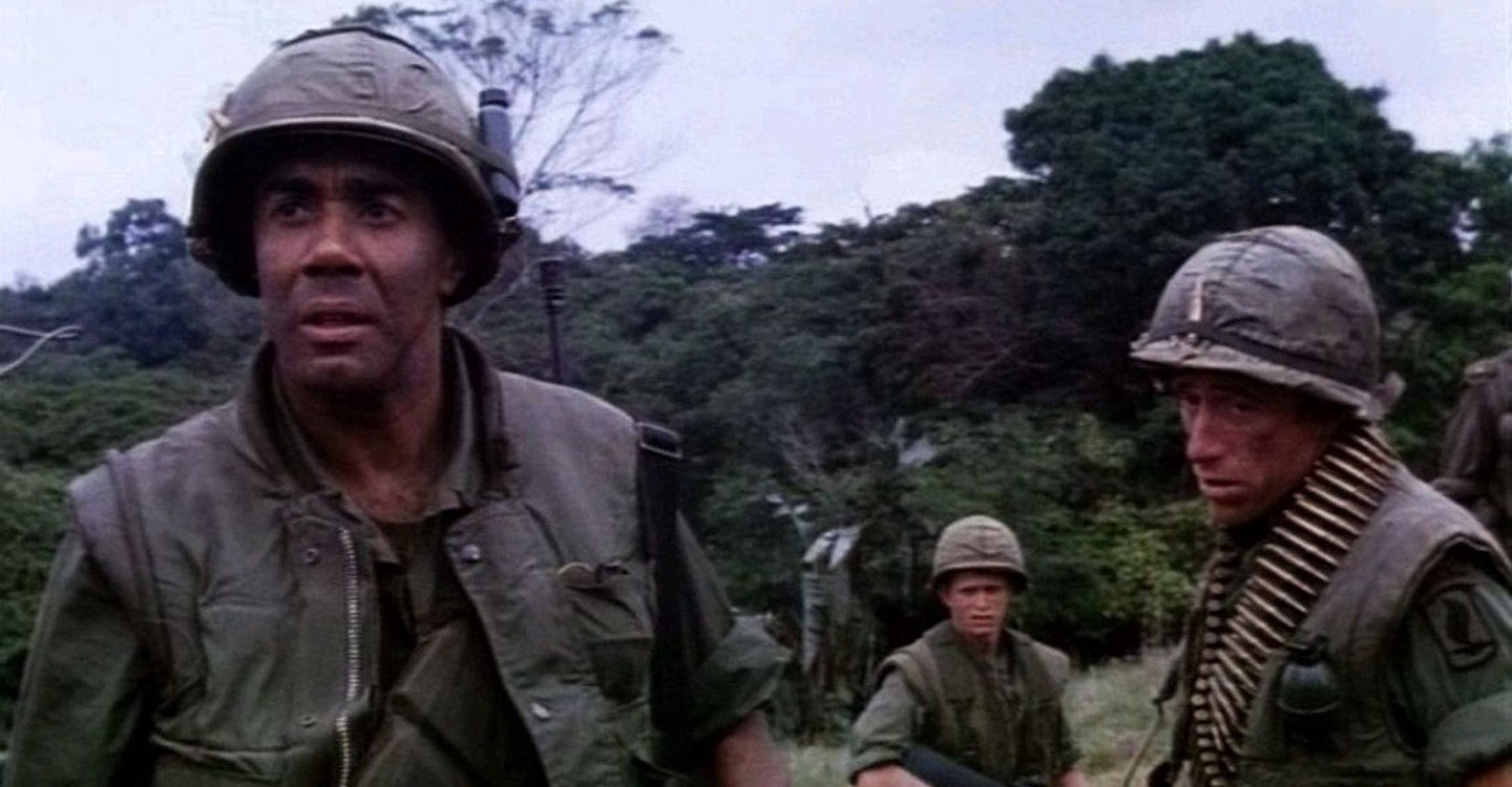 War Movie : Platoon Leader (1988)