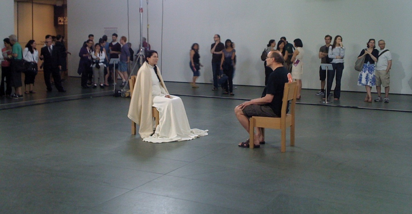Marina Abramović: The Artist Is Present