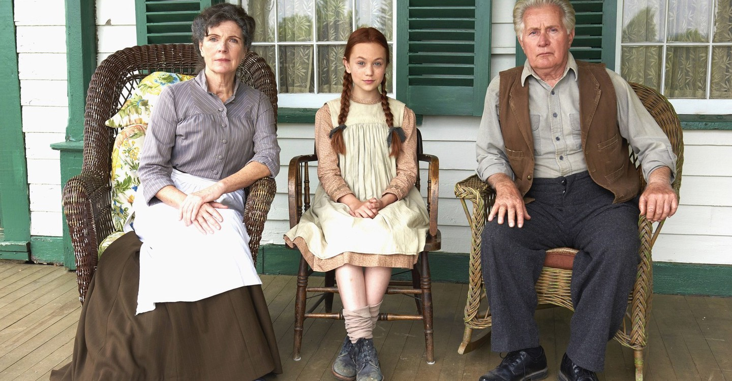 Anne of Green Gables backdrop 1