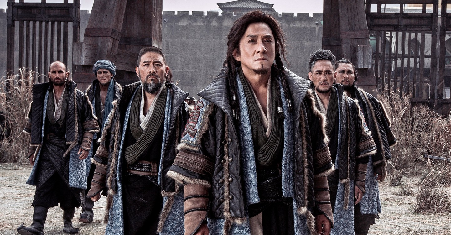 Dragon Blade - Amazon Prime Video