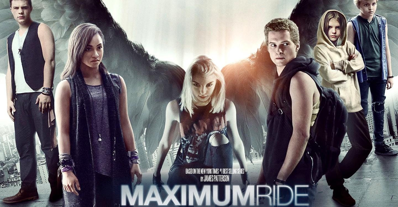 Maximum Ride: Experiment Engel