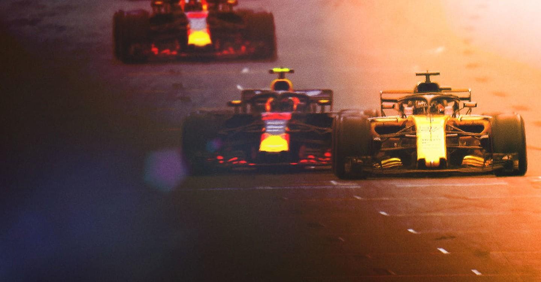 Formula 1: Драйв выживания