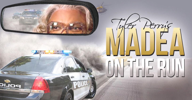 Tyler Perry's Madea on the Run - The Play