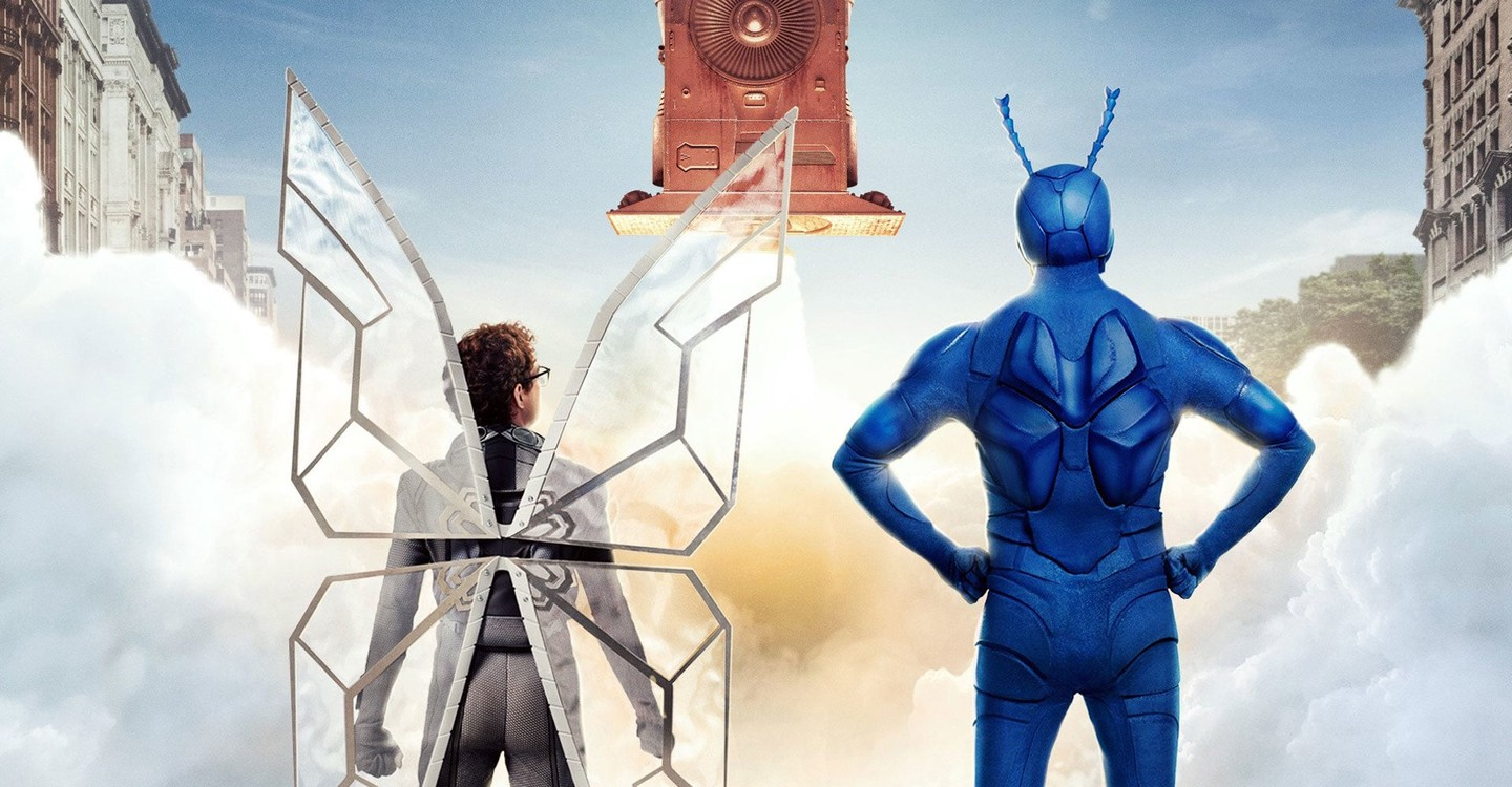 The Tick backdrop 1