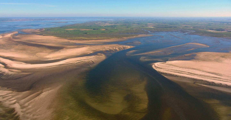 Die Nordsee Von Oben Stream