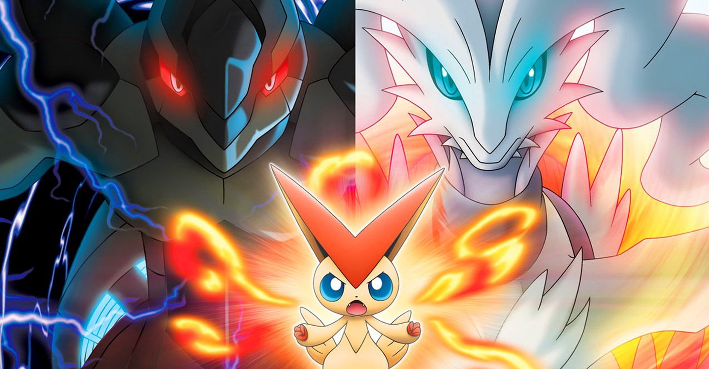 Pokemon The Movie White Victini And Zekrom Streaming