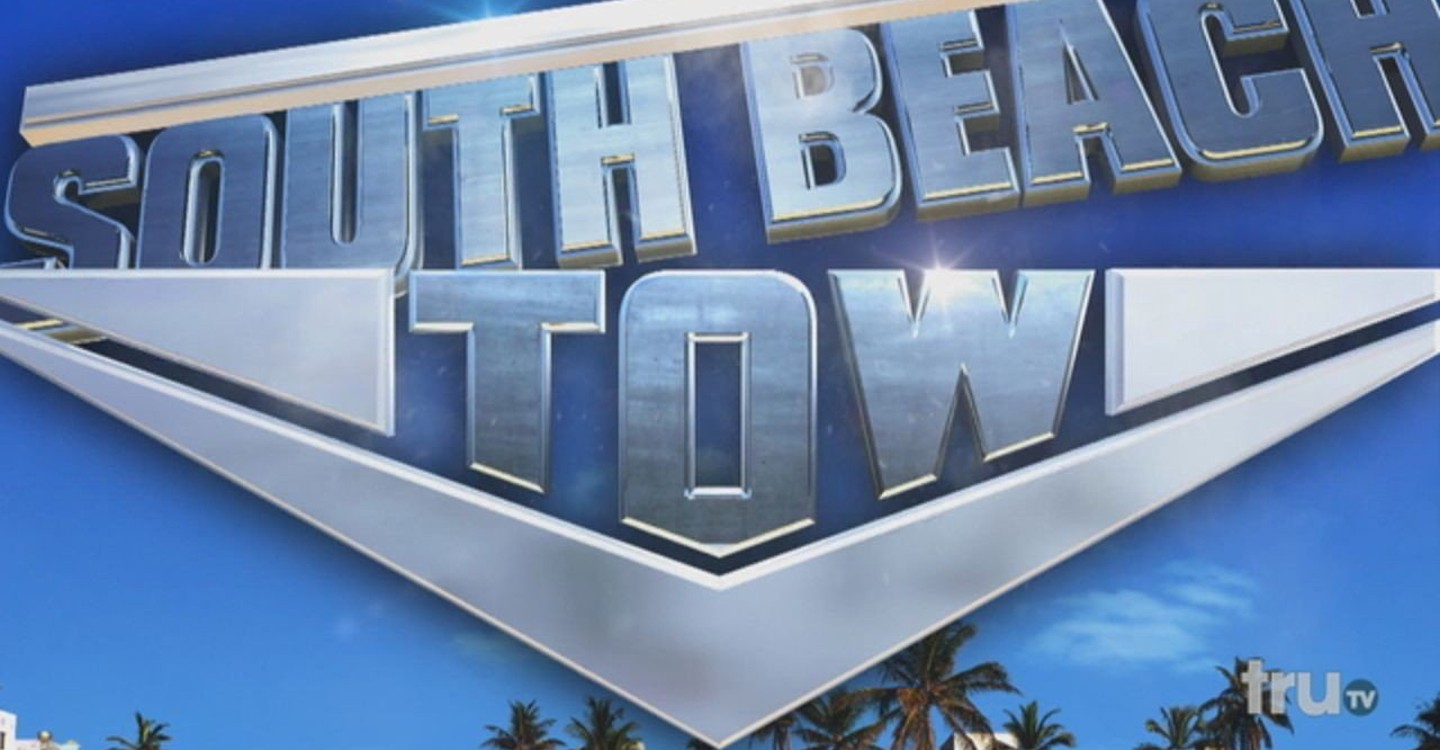 South Beach Tow backdrop 1