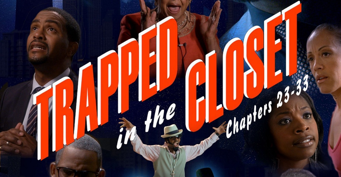 Trapped in the closet: chapters 23–33 wikipedia.