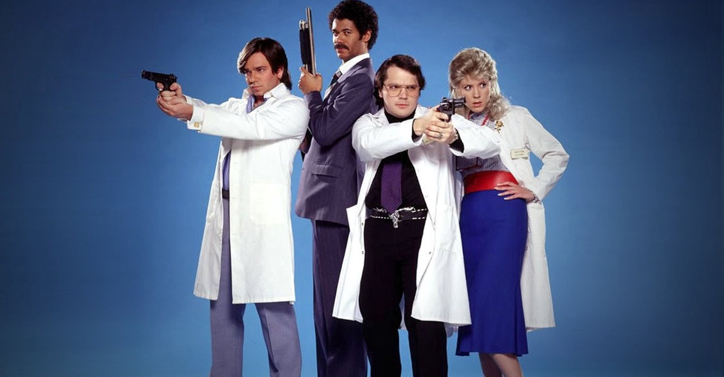 Garth Marenghi's Darkplace backdrop 1