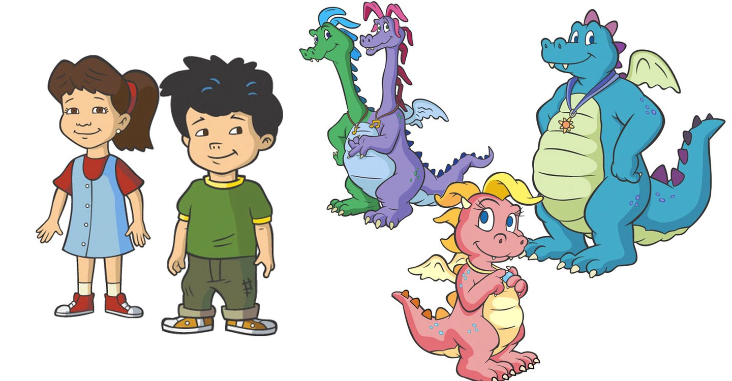 Dragon Tales Watch Tv Show Streaming Online