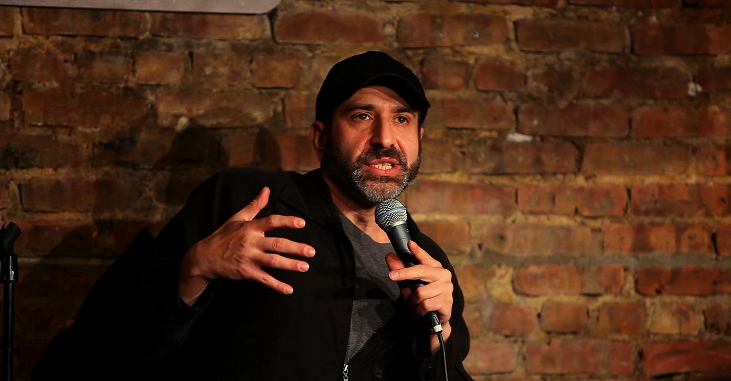 Dave Attell: Road Work backdrop 1