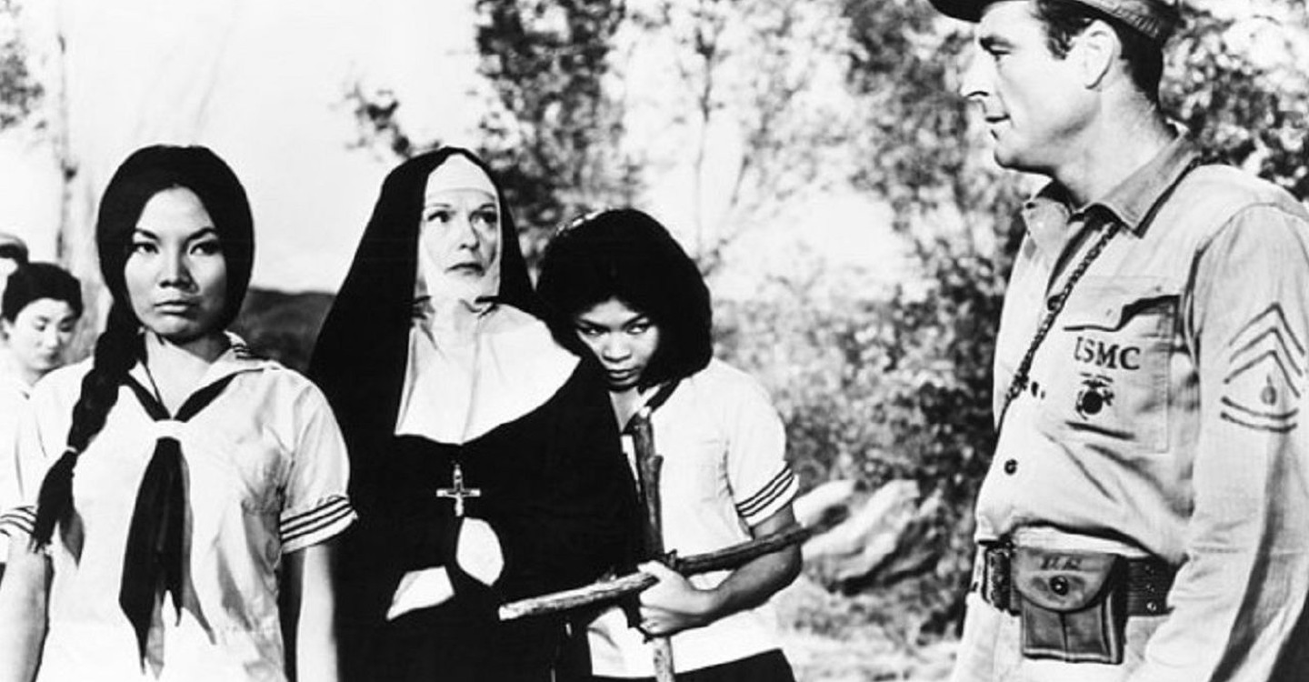 War Movie : The Nun And The Sergeant (1962)