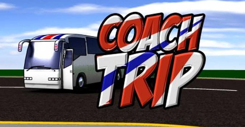 Celebrity Coach Trip backdrop 1
