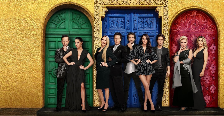 Mexican Dynasties backdrop 1