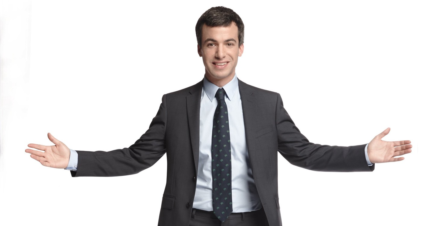 Nathan For You backdrop 1