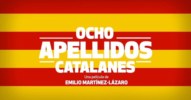 Ocho apellidos catalanes backdrop 1