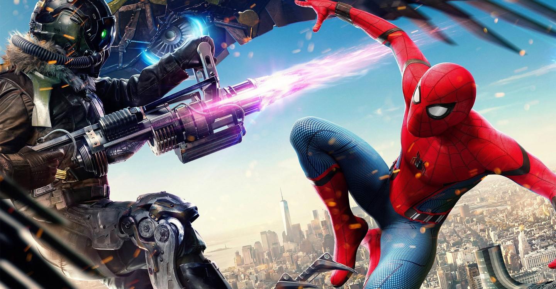 Homem-Aranha: Regresso a Casa backdrop 1