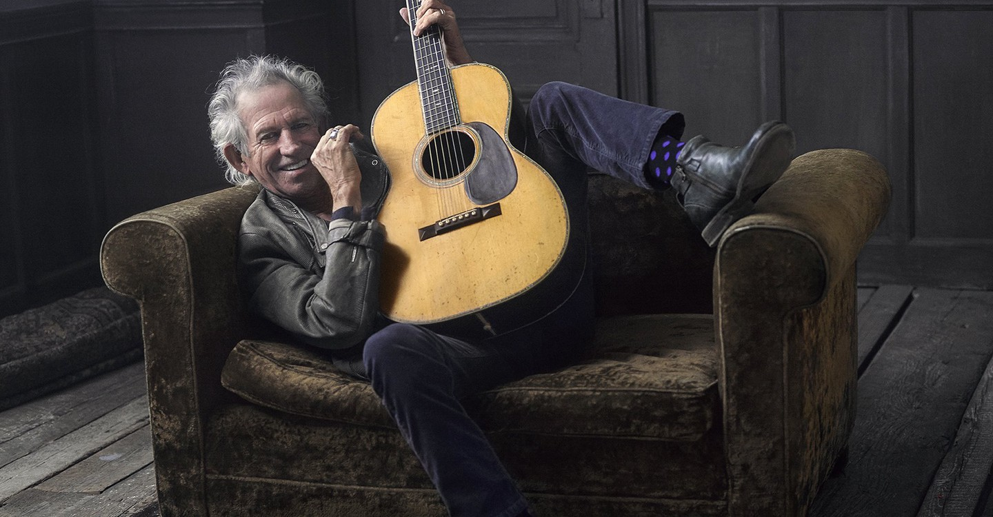 Keith Richards: Under the Influence online