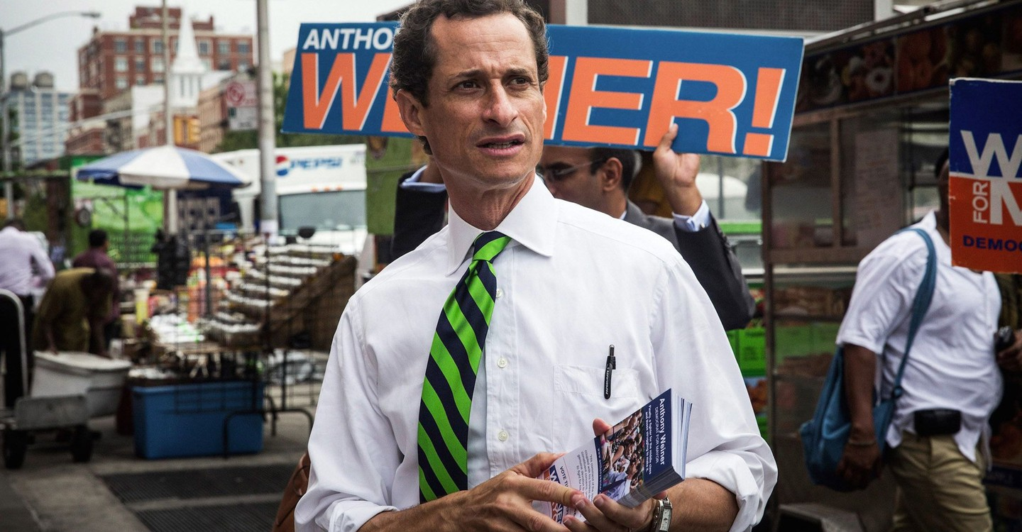 Sexe, Mensonges et Élections : L'Affaire Anthony Weiner backdrop 1
