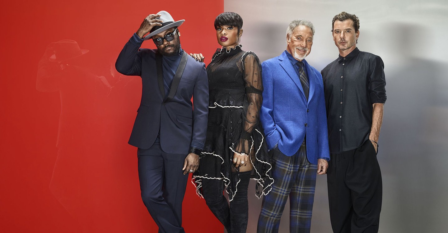 The Voice UK Season 2 - watch full episodes streaming online