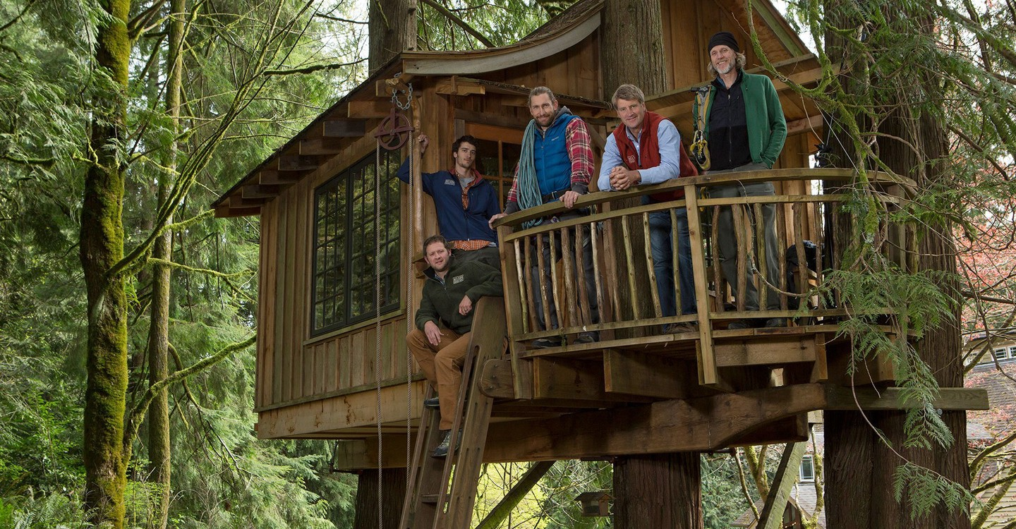 Treehouse Masters - streaming tv show online
