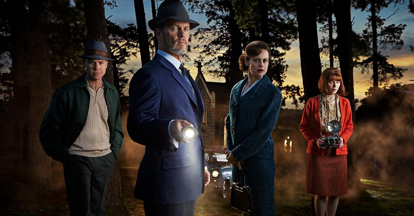 The Doctor Blake Mysteries backdrop 1