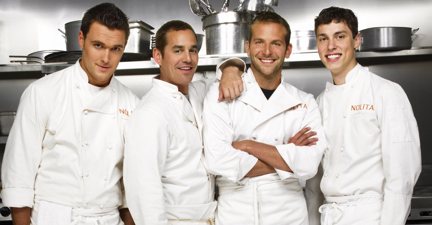 kitchen confidential - streaming tv show online