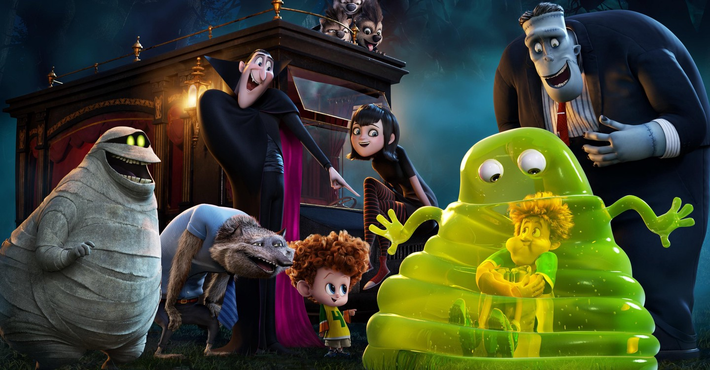 Hotel Transylvania 2 Streaming Where To Watch Online