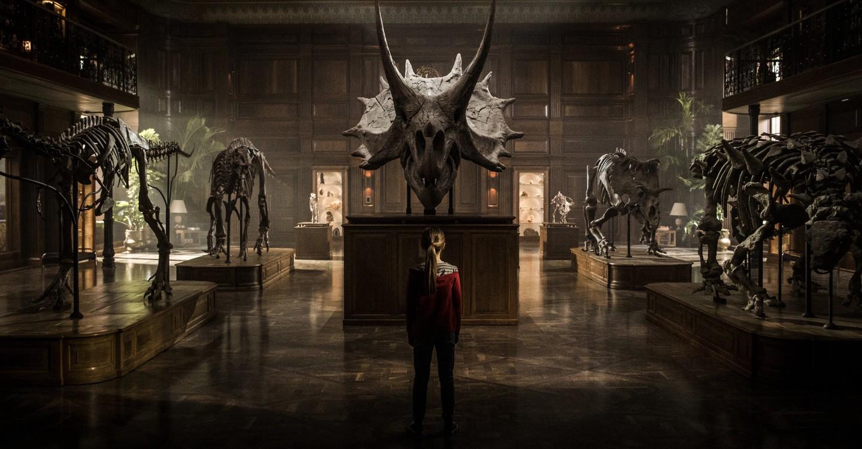 Jurassic World: Kaatunut valtakunta backdrop 1