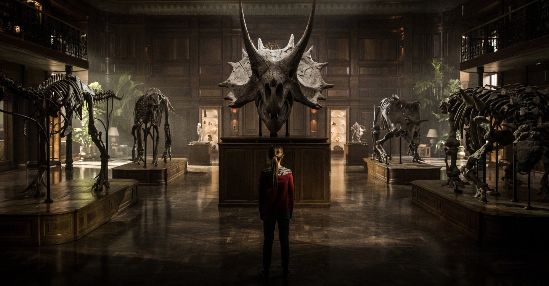 Jurassic World : Fallen Kingdom backdrop 1