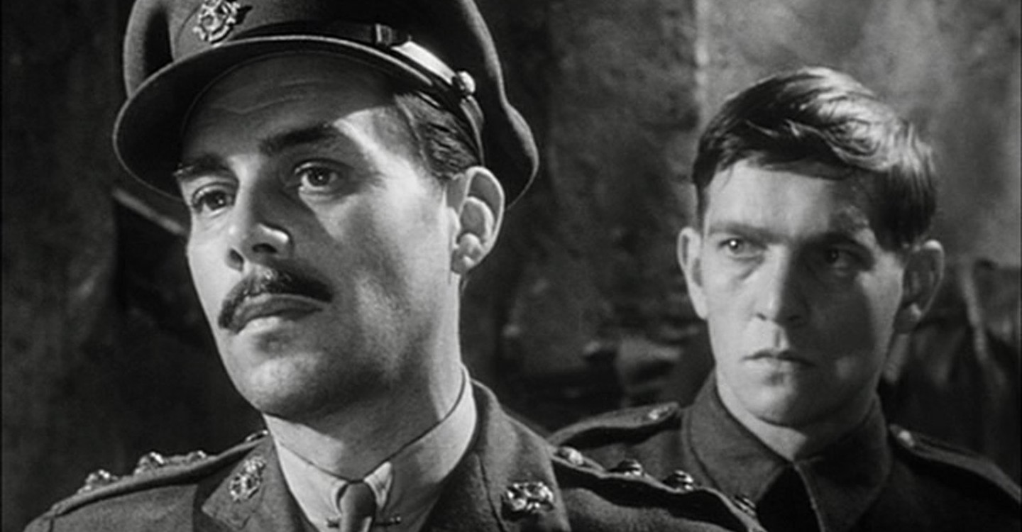 War Movie : King & Country (1964)