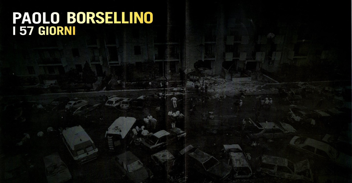 Paolo Borsellino - The 57 Days