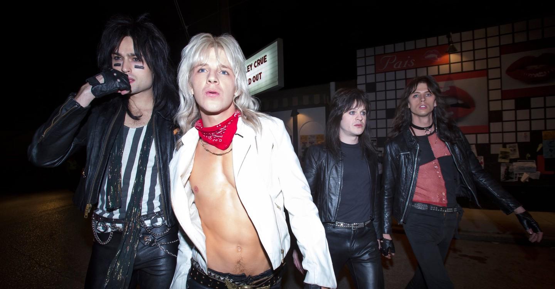 The Dirt – Sie wollten Sex, Drugs & Rock 'n' Roll backdrop 1