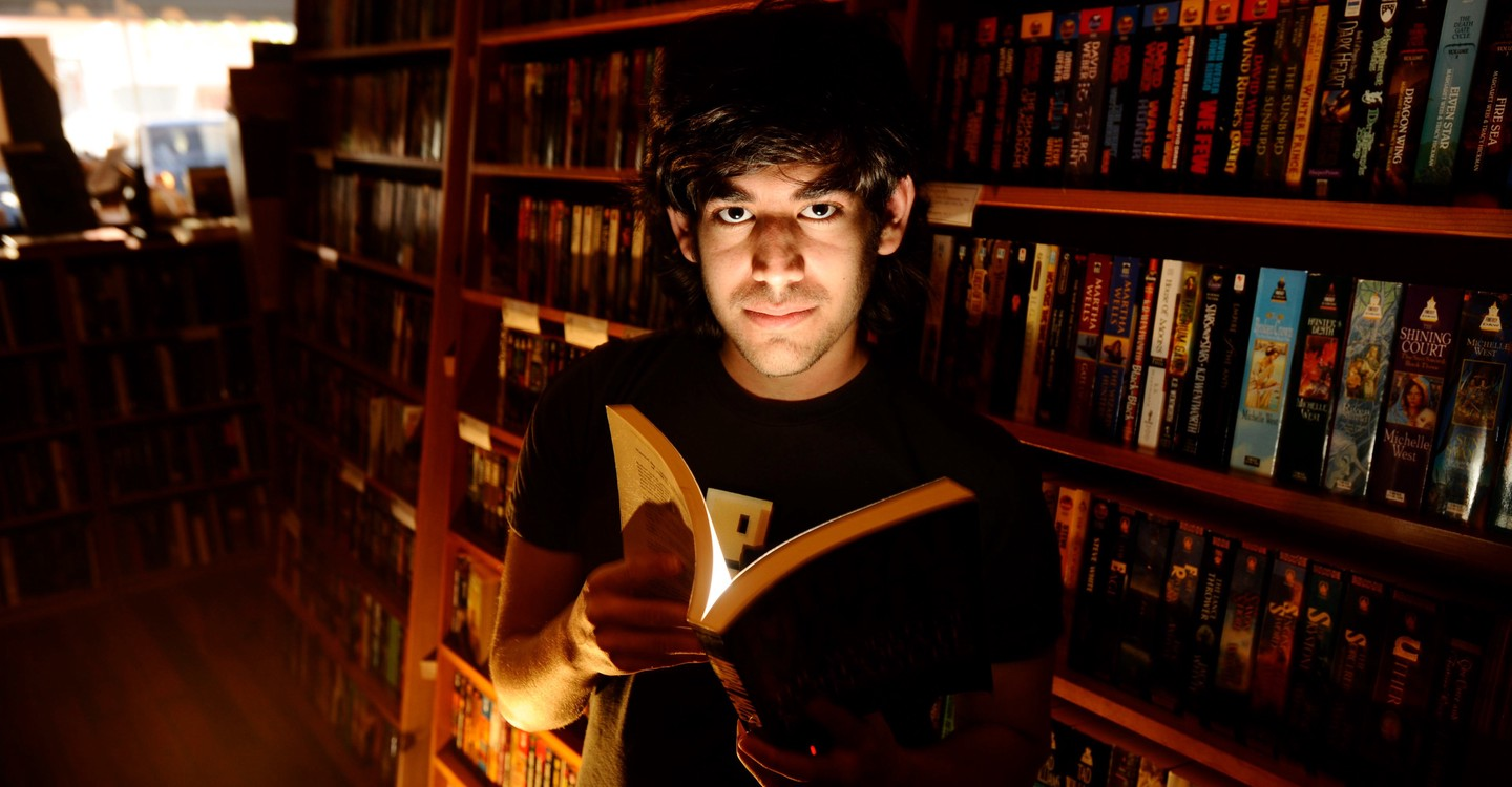 The Internet's Own Boy: L'histoire d'Aaron Swartz backdrop 1