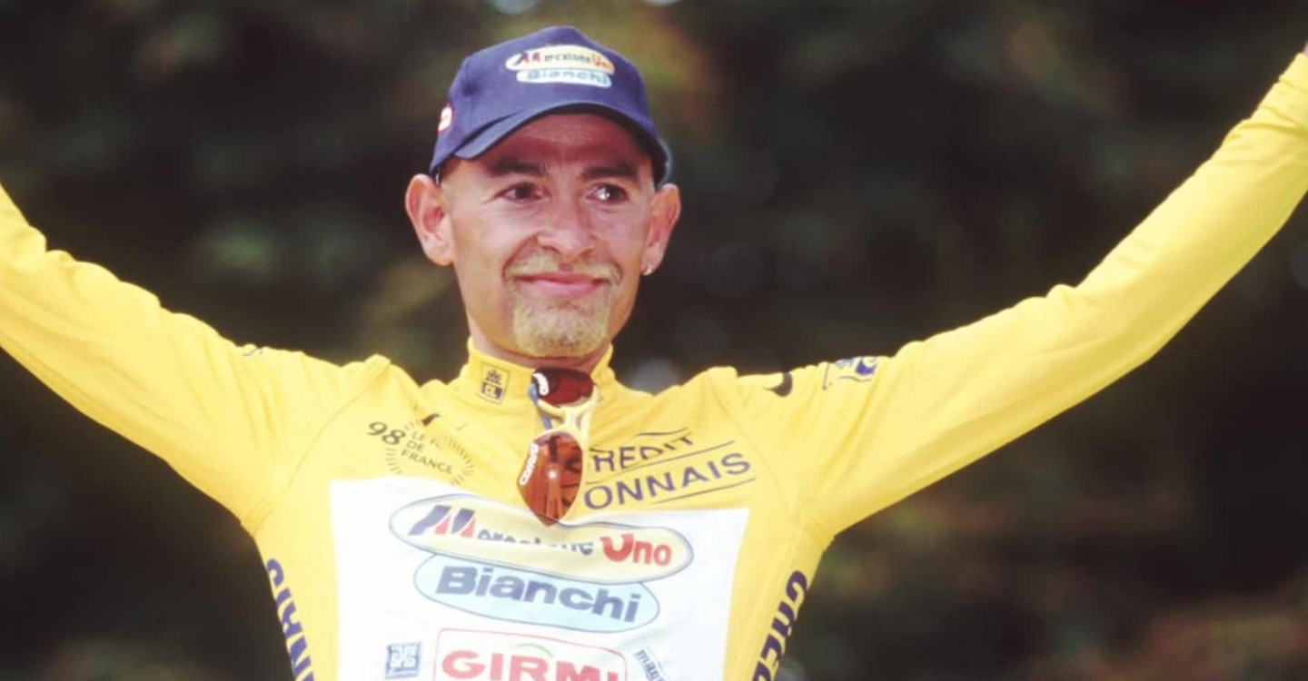 Pantani: The Accidental Death of a Cyclist backdrop 1