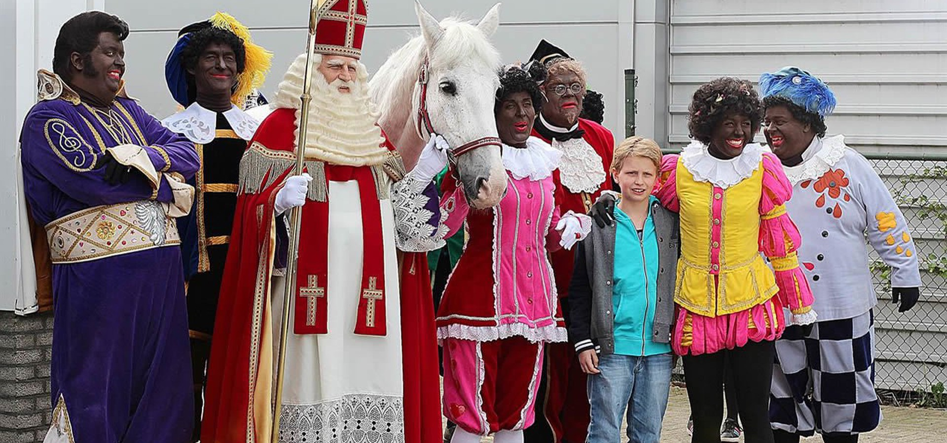De Club van Sinterklaas & Het Pratende Paard