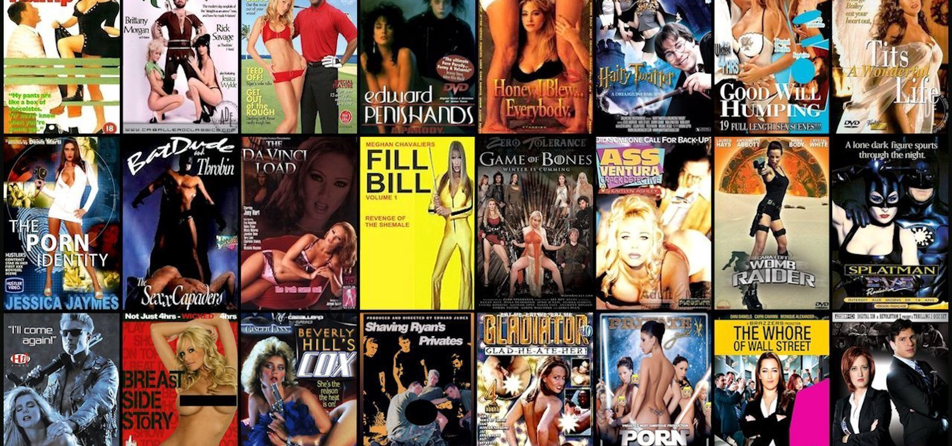 X-Rated: The Greatest Adult Movies of All Time