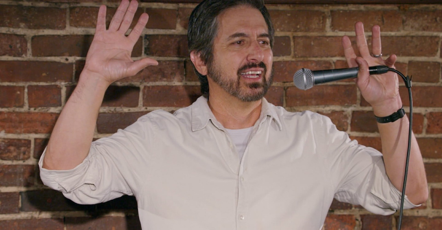 Ray Romano: Right Here, Around the Corner backdrop 1