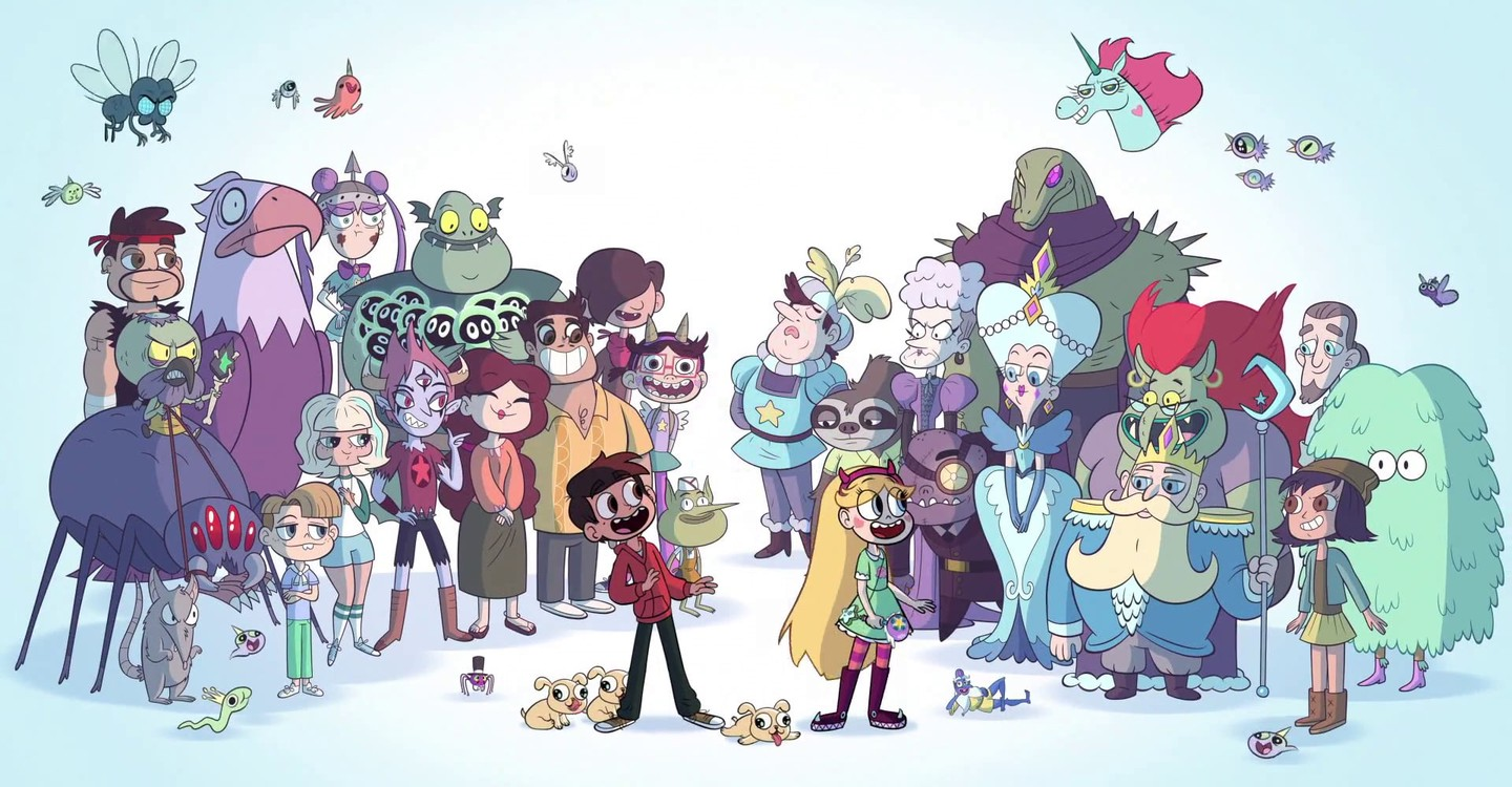 Star Vs The Forces Of Evil Streaming Online