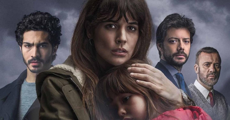 Durante a tormenta - Netflix