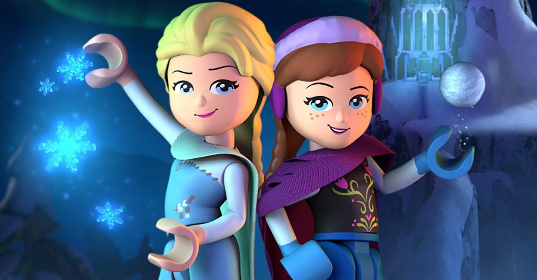 Lego Frozen - Netflix