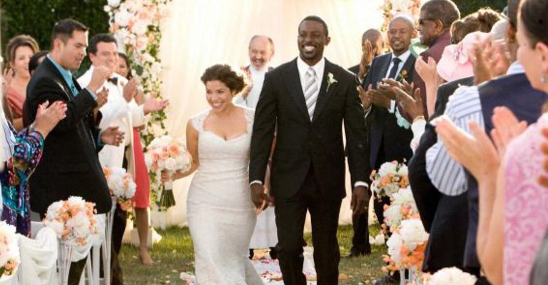 The Wedding backdrop 1