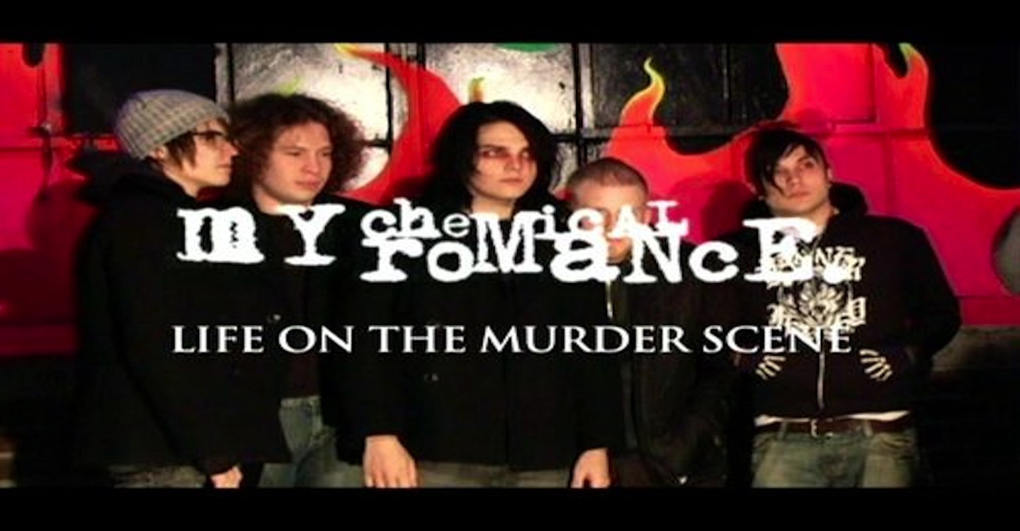 My Chemical Romance: Life on the Murder Scene streaming