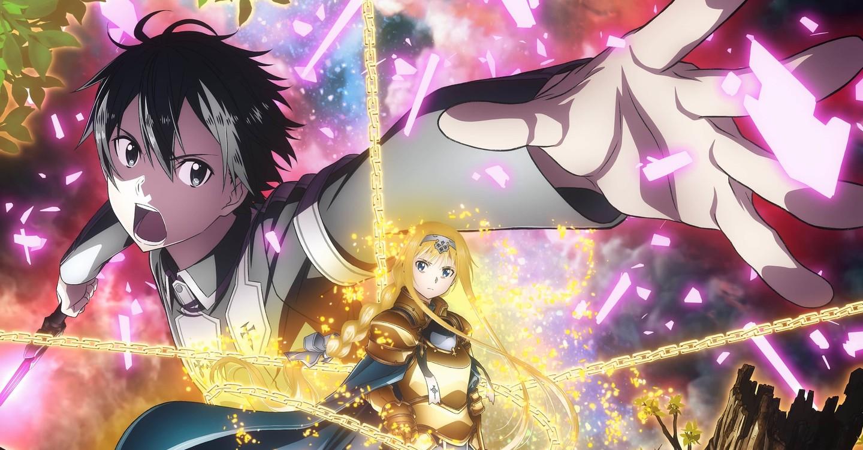 Sword Art Online backdrop 1
